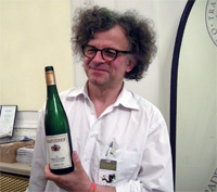 オーガニックワイン生産者マントラーさん